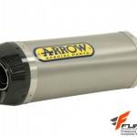 ท่อ Arrow Slip Titanium for Ducati Monster 821