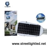 โคมไฟถนน LED โซล่าเซลล์ ทางเลือกใหม่ของการประหยัดพลังงาน