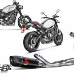 ท่อ Akrapovic Fullsystem carbon for Yamaha XSR900
