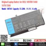 Original Battery For DELL VOSTRO 5460 5470 5560
