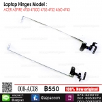 LCD Hinges For Acer ASPIRE 4750 4750G 4755 4752 / 4743 4743G