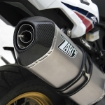 ท่อ ZARD SLIP-ON TITANIUM FOR HONDA AFRICA TWIN