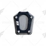 ตีนเป็ด SUPER ZERO สีเทา FOR HONDA CRF250M L