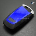 สติ๊กเกอร์ติดกุญแจ BMW F-series **สีน้ำเงิน**