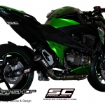 ท่อSC Project CR-T SILENCER FOR Z800