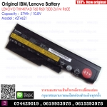 Original Battery 42T4621 / 57WH / 10.8V For LENOVO THINKPAD T60 R60 T500 Z61M R60E