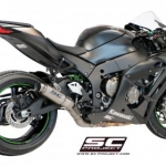 ท่อ SC PROJECT GP70-R SILENCER FOR KAWASAKI ZX10R
