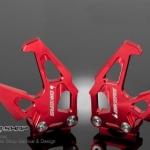หางปลาตั้งโซ่ Chain Adjusters with Stand Hook bikers for ksr