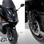 HYPERMODIFIED complete kit by Lazareth TMAX 530 หน้ากาก