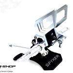 เกียร์โยง Spyker Step2 (สีเงิน) For M-Slaz