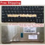 Keyboard ACER Aspire One A110 A150 / ZG5 ZG8 ZA8 / D150 D250 / P531 / Emachine EM250 ภาษาไทย/อังกฤษ