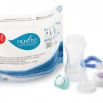 Nuvita - Microwave steam sterilizer bag ถุงนึ่งฆ่าเชื้อขวดนมและอุปกรณ์