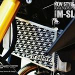 ชุดการ์ดหม้อน้ำ Strom สำหรับ Yamaha M-Slaz