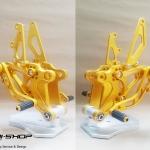 เกียร์โยง Boushi สีทอง for CBR150R
