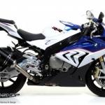 ท่อ Arrow Fullsystem Racetech Dark Carbon for BMW S1000RR