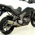 Arrow Slip Titanium For Versys 1000