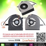 CPU Cooling fan cooler for Toshiba Satellite A200 A205 A210 A215 UDQFZZR24C1N UDQFZZR30C1N 6033B0012501 UDQFZZR29C1N