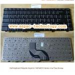 Dell Keyboard คีย์บอร์ด Inspiron 14R N4010 Series ภาษาไทย/อังกฤษ