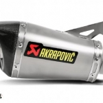 Akrapovic Full Shorty Carbon