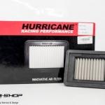 กรองอากาศ Hurricane สำหรับ R3 SR400 แบบสเตนเลส