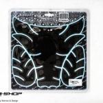 ชุดสติ๊กเกอร์ Keiti Versys650 สีดำ