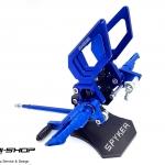 เกียร์โยง Spyker Step2 (สีน้ำเงิน) For M-Slaz
