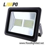 สปอร์ตไลท์ LED 200w รุ่นFIT ยี่ห้อLAMPO (แสงส้ม)