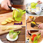 Holder Slicer ที่คีบหั่นผัก/ผลไม้