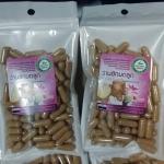 ยาสมุนไพรไทยโบราณ ว่านชักมดลูก ช่วยกระชับช่องคลอดภายในสตรี บรรจุ 100 แคปซูล