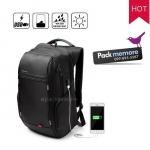 """กระเป๋าเป้โน๊คบุ๊ค Backpack รุ่น Energy กันน้ำ มีพอร์ต usb สำหรับหน้าจอ 13-15.6"""" หรือ macbook"""