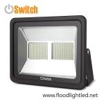 สปอร์ตไลท์ LED 200w รุ่น SMD ECO ยี่ห้อ Switch (แสงขาว)