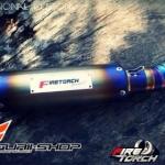 ท่อ Firetorch FT74 สีไทเทเนียม