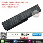 Battery For TOSHIBA SATELLITE C640 C650 L640 L635 L645 L730 L745