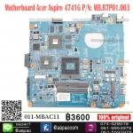 Motherboard Acer Aspire 4741G P/N: MB.R7P01.003