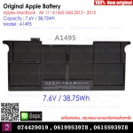 "Original Battery A1495 7.6V 38.75WH For Apple Macbook Air 11"" A1465 Mid 2013 - 2015"