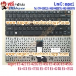 Keyboard ACER Aspire E5-422 E5-422G E5-432 E5-432G E5-452G E5-473 E5-473G E5-474 E5-474G E5-491G