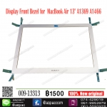 """Display Front Bezel for MacBook Air 13"""" A1369 A1466 With Sticker"""