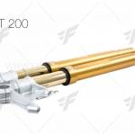 โช้คหน้า OHLINS FGRT224 FGRT200 FOR SUZUKI GSX-R1000 2017
