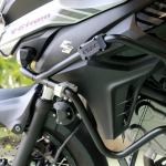 แคชบาร์ SRC FOR SUZUKI V-STROM650