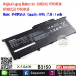 Original Battery for SAMSUNG NP900X3C, NP900X3D, NP900X3E Series