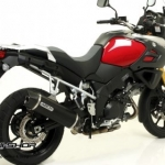 ท่อ ARROW FULLSYSTEM FOR SUZUKI V-STROM 650 (2014)