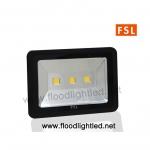 LED Floodlight 150w FSL แสงวอร์มไวท์ (แสงสีส้ม)