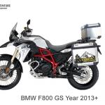 ปี๊บบน พร้อมเพลท K2 PRO 40L FOR BMW F800GS