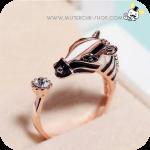 Zebra Ring แหวนม้าลาย