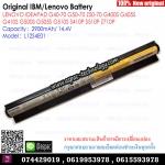 Original Battery L12S4E01 / 2900mAh / 14.4V For LENOVO IDEAPAD G40-70 G50-70 Z50-70 G400S G405S G410S G500S G505S G510S S410P S510P Z710P