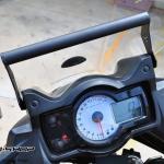 บาร์ยึด GPS สำหรับ Versys650 2011-2014