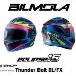 Bilmola eclipse2016 รุ่น Thunder Bolt BL-FX ฟ้า-ชมพู