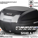 SHAD SH40 top case