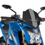 ชิวหน้า PUIG CARBON FOR SUZUKI GSX-S1000