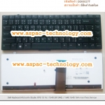 Dell Keyboard คีย์บอร์ด Studio XPS 13 16 / 1340 (M1340) / 1640 1645 164 ภาษาไทย อังกฤษ